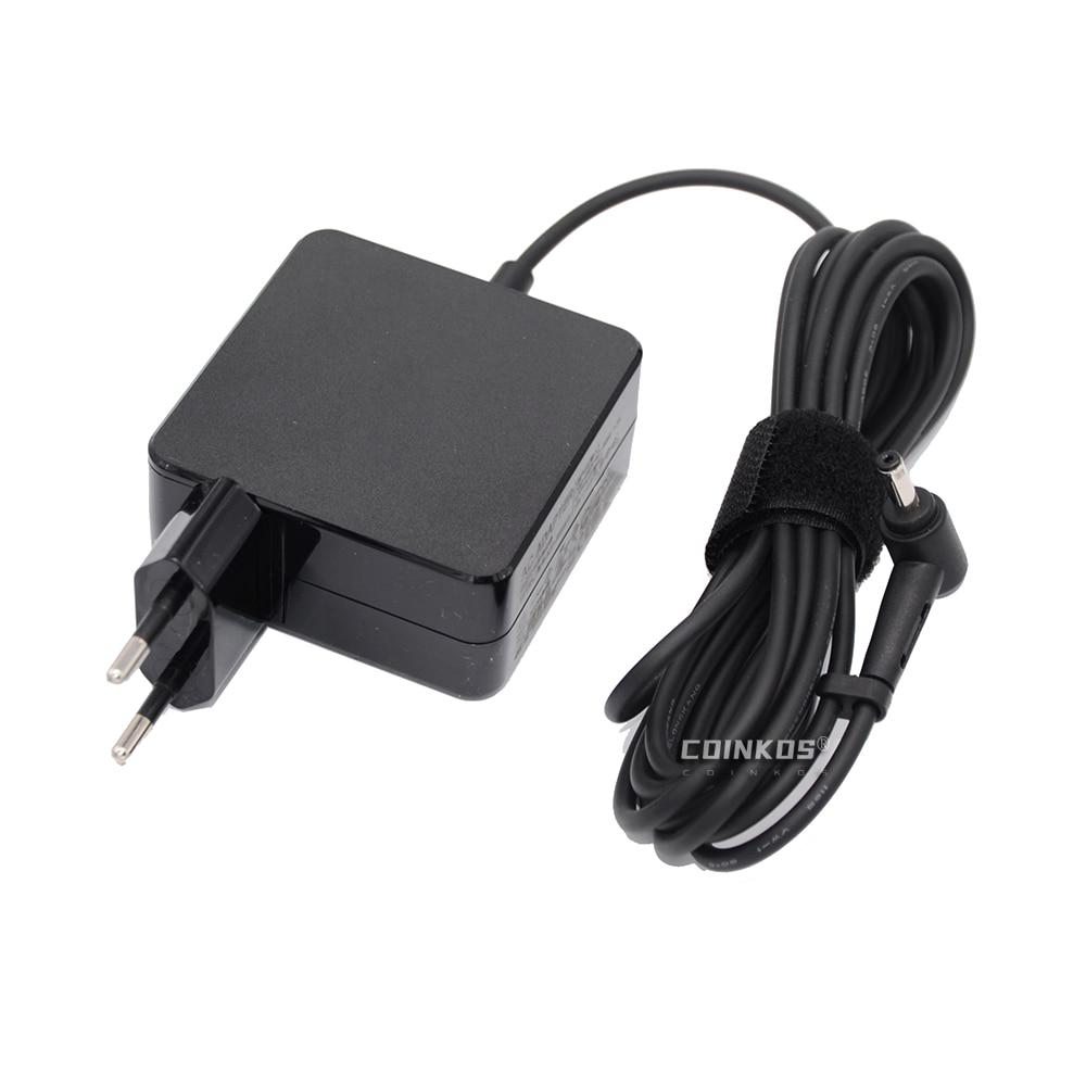 Adaptador de corriente de 45W para Asus VivoBook X200LA-DH31T X200MA X200 X200CA...