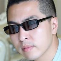 vazrobe crystal sunglasses men small rectangle sun glasses for man glass anti scratch anti eye dry goggles uv400