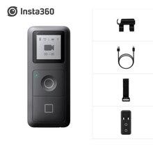 Original insta360 ONE R/ ONE X GPS control remoto inteligente para Insta 360 R 4K Gran Angular/doble lente 360 /1 pulgadas edición Mod Accesorios