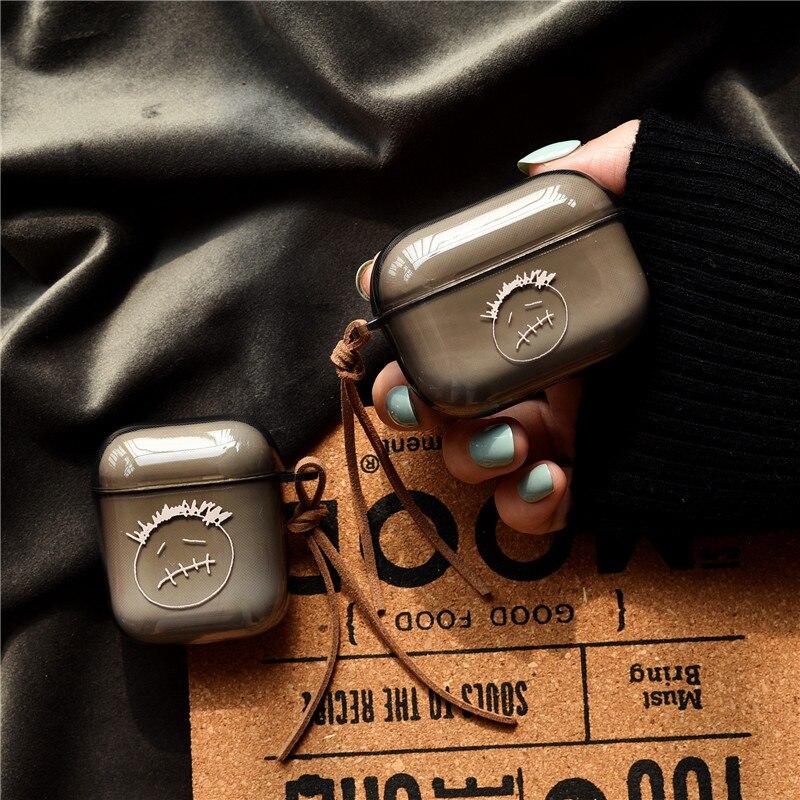 Funda de lujo para Apple Airpods 2 1 Pro, funda para auricular...