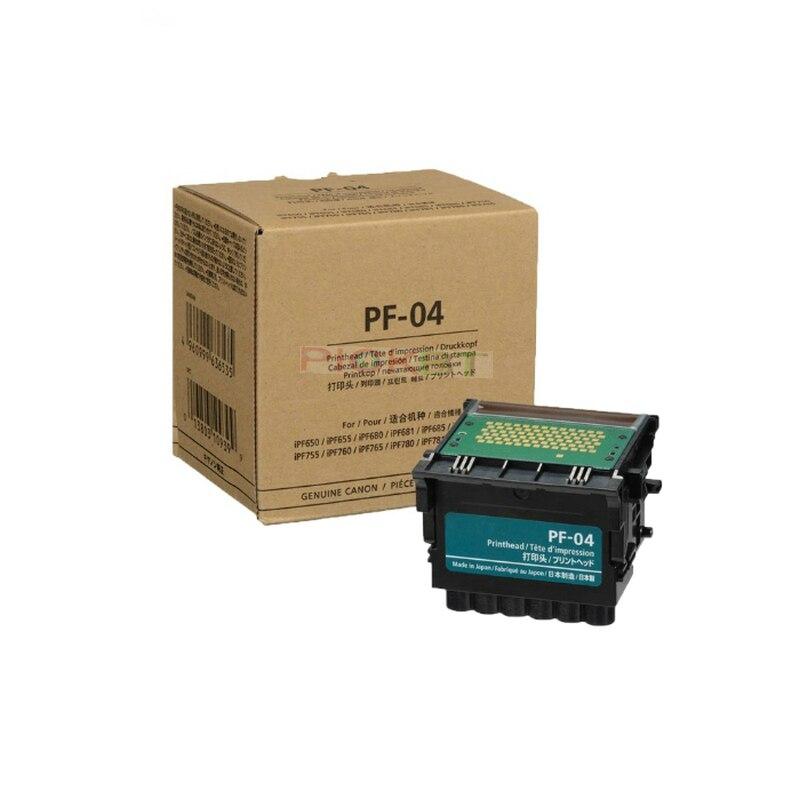 طباعة رئيس فوهة رأس الطباعة لكانون IPF650 IPF655 IPF680 IPF681 IPF685 IPF686 IPF755 IPF760 IPF765 IPF750 PF-04 pf04 pf 04