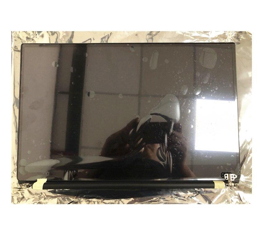 كمبيوتر محمول بشاشة LCD تعمل باللمس 15.6 بوصة لأجهزة الكمبيوتر المحمول طراز XPS 15 7590 مع مجموعة استبدال كاملة FHD UHD مفصلية