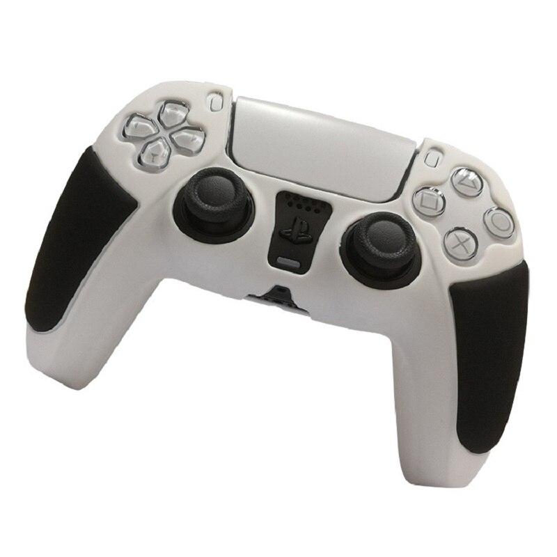 Funda de silicona para Gaming 5 Ps 5, agarres para el mando,...