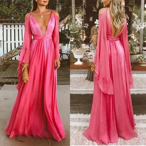 Sexy Tulle Long Evening Dress 2019 New Arrival Backless Court    Special Occasion Prom Gowns Custom Made
