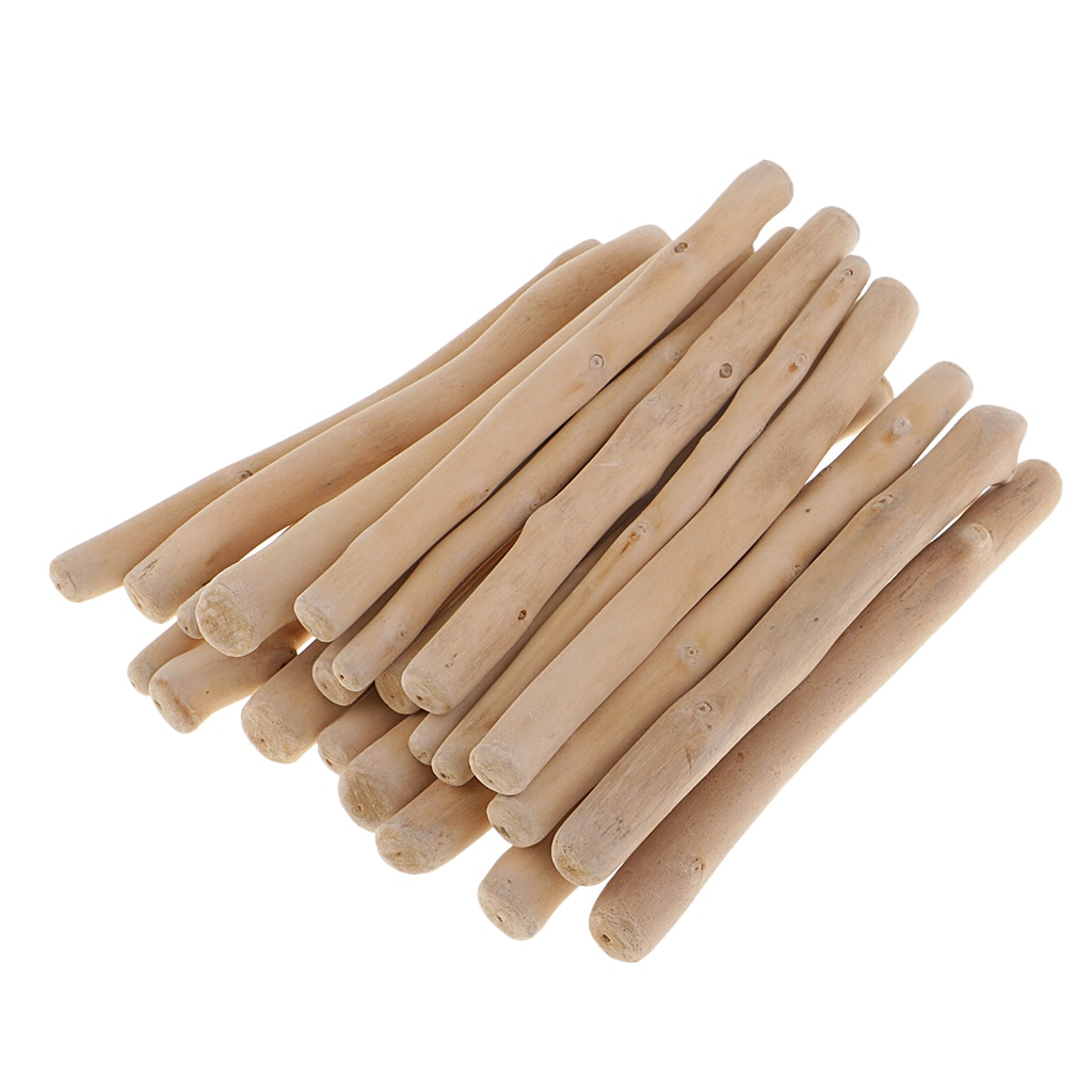 250g ramas de madera Natural Driftwood piezas DIY arte rústico de madera