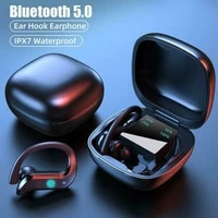 tws wireless bluetooth compatible earphones sport earbuds headset with mic 1000mah charging box headphones for all smartphones