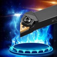 Knife free shipping WTJNR2525M16 Holder mechanical Arc turning external turning face lathe CNC for TNMG160404