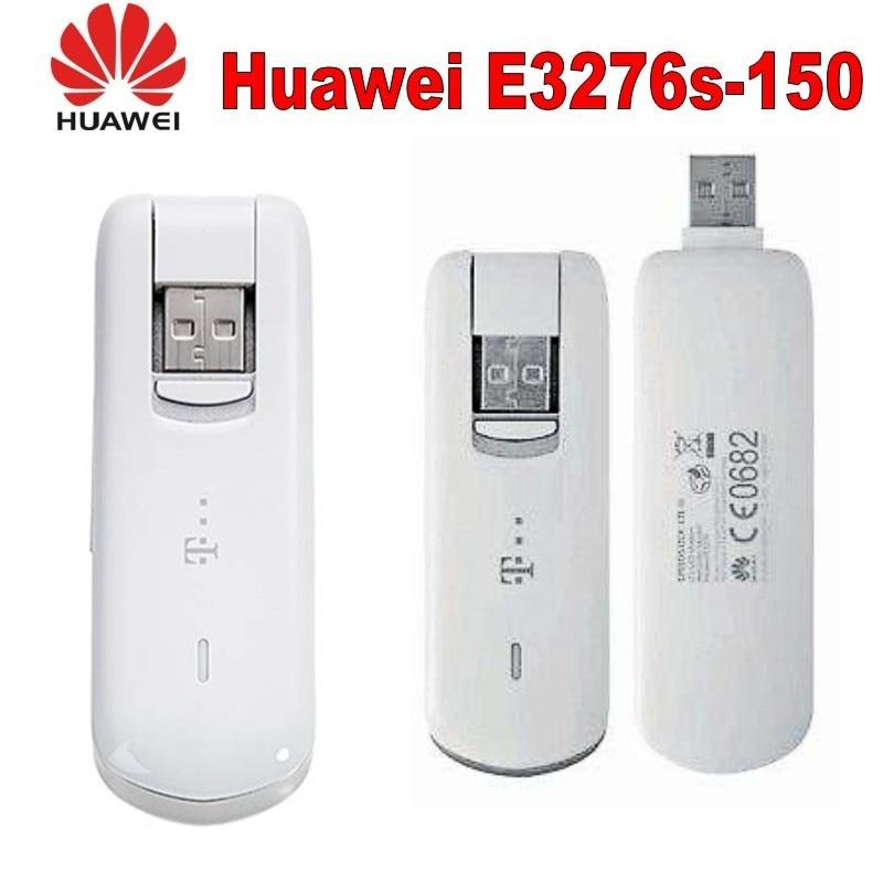 Unlocked HUAWEI E3276s HUAWEI E3276s-150 USB modem E3276 LTE FDD 800/900/1800/2100/2600 Mhz