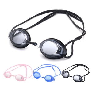 Adult High-definition Anti-fog Goggles Environmental Protection Silicone Swimming Goggles Waterproof Small Frame Goggles