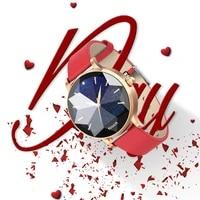 women fashion multifunctional sports tracker smartwatch diamond glass heart rate blood pressure ppg monitor s87 smart bracelet