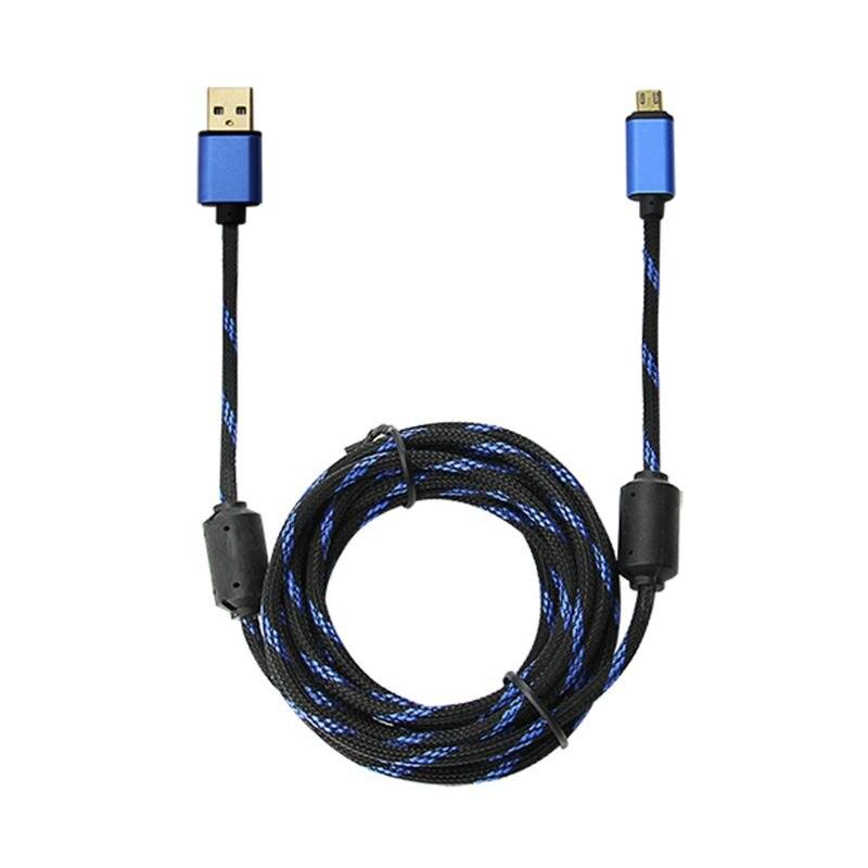 De alta velocidad 300cm 10ft Micro USB a USB 2,0 Cable de...