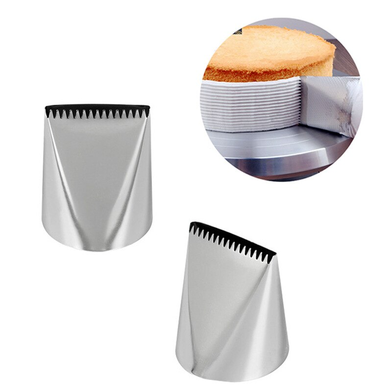 Big 55mm Basket Weave Cream Stainless Steel Tips Icing Piping Nozzles Cake Decorating Cupcake Pastry Tools