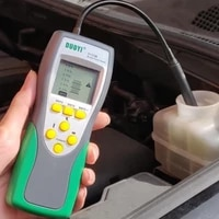 dy23dy23b accurate test automotive brake fluid water content check universal oil quality dot 345 car brake fluid tester