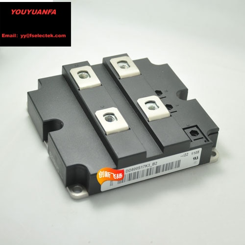 DD800S17K3-B2 800A1200V IGBT