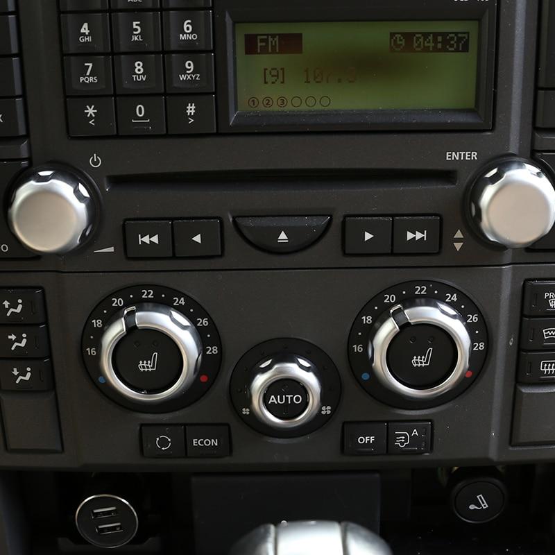 لاند روفر ديسكفري 3 LR3 04-09 تكييف الهواء حجم المقبض لاند روفر رينج روفر سبورت L320 05-08 اكسسوارات السيارات