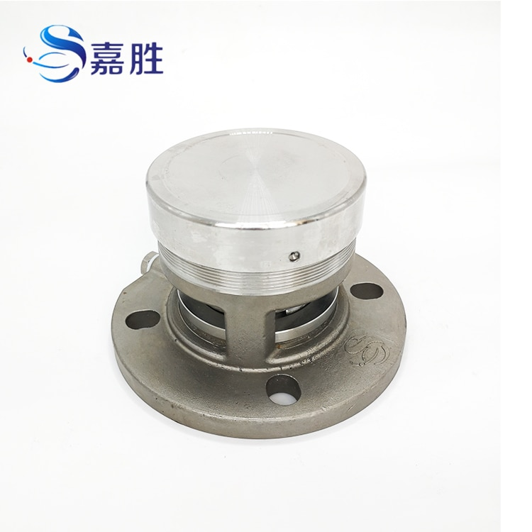 China Stainless Steel Fuel Tank Truck Trailer Reducing Pressure Relief Safety Control Valve