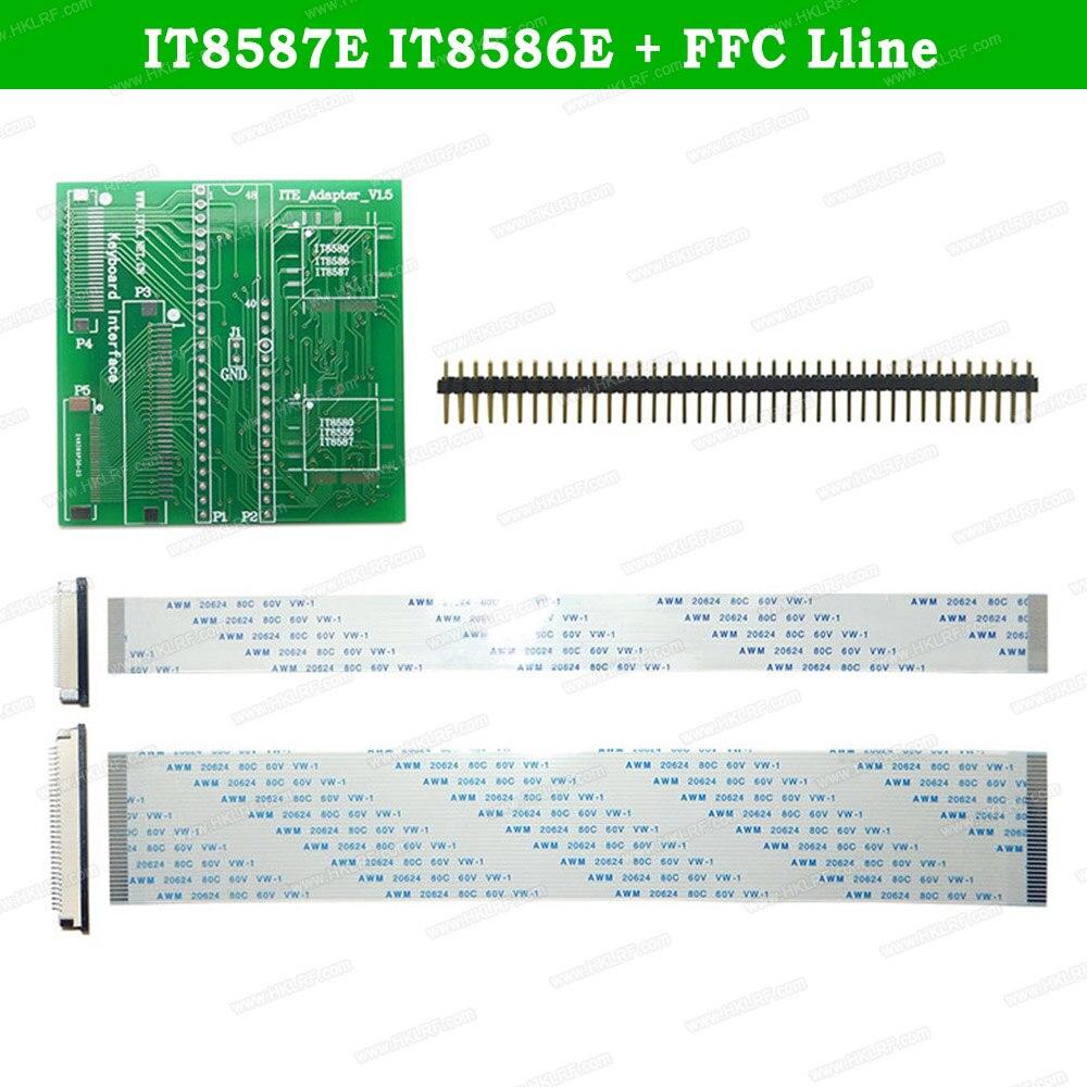 PEB-1 Плата расширения IT8985E IT8595E IT8587E IT8586E IT8580E плата передачи для RT809H RT809F программатор + FFC Lline FPC база