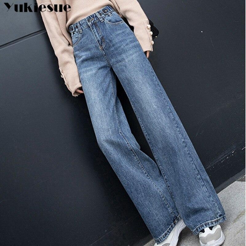 High Street, pantalones vaqueros azules de mujer, pantalones de talla grande 31,...