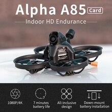 IFlight Alpha A85 HD Whoop FPV kryty dron BNF Caddx mgławica cyfrowy System HD/sucex-d 20A F4 AIO / XING-E 1204 4500KV silnik