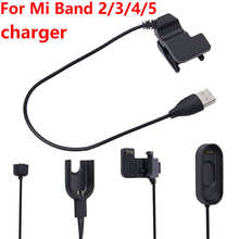 USB charging cable Adapter Charger For Xiaomi Mi Band 6 5 4 3 Smart watch charging cable fast charging Cable