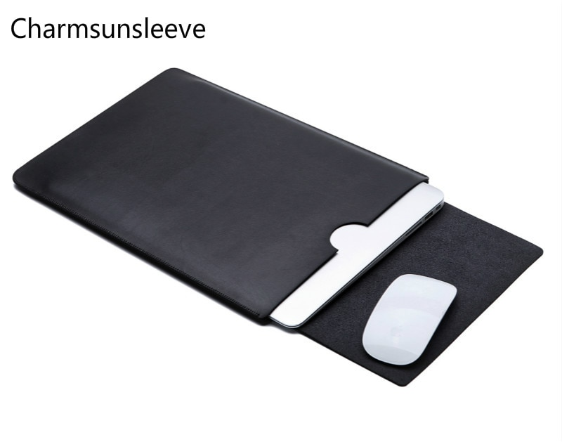 Charmsunsleeve, para HP EliteBook x360 830 G6 Notebook PC 13,3 Ultra funda ultrafina, Funda de cuero para portátil de microfibra