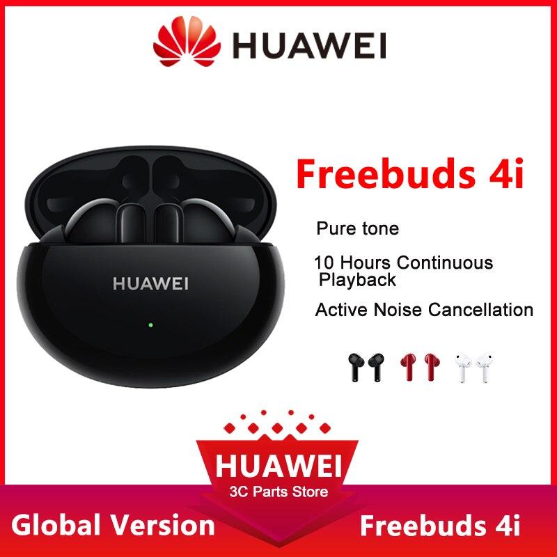 Global Version HUAWEI FreeBuds 4i Bluetooth Earphone TWS Wireless Active noise reduction Pure sound Wireless Headphones