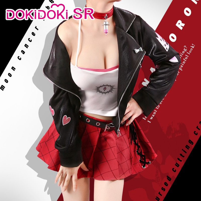 DokiDoki Game Fate Cosplay Wig Kokui no Shojo Byibyi BB Cosplay Costume Women Sexy Costume Halloween Fate/EXTRA CCC