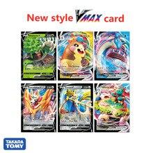 64 pièces nouveau style pokemon épée et bouclier Vmax TAG équipe brillant cartes Collection jeu de cartes à collectionner