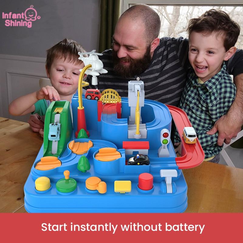 macacao de onibus e tablet para criancas brinquedo educacional combinacao de aventura criativa