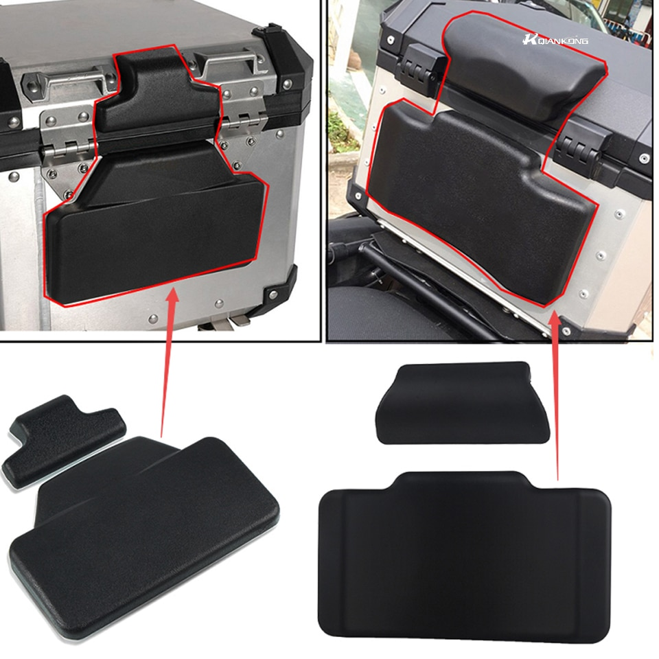 AliExpress - For BMW F800 F 800 R 1200 GS 2008-2016 Motorcycle R1200GS ADV GS 1200 F800GS Rear Case Cushion Passenger lazyback Backrest Pad