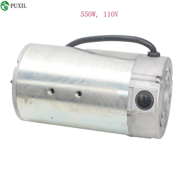 فرشاة محرك صغيرة ، ونش ، 550w و 400w dc 220v و 110v ، 83ZYT001 / 83ZYT002 / 83ZYT007 0618- 150