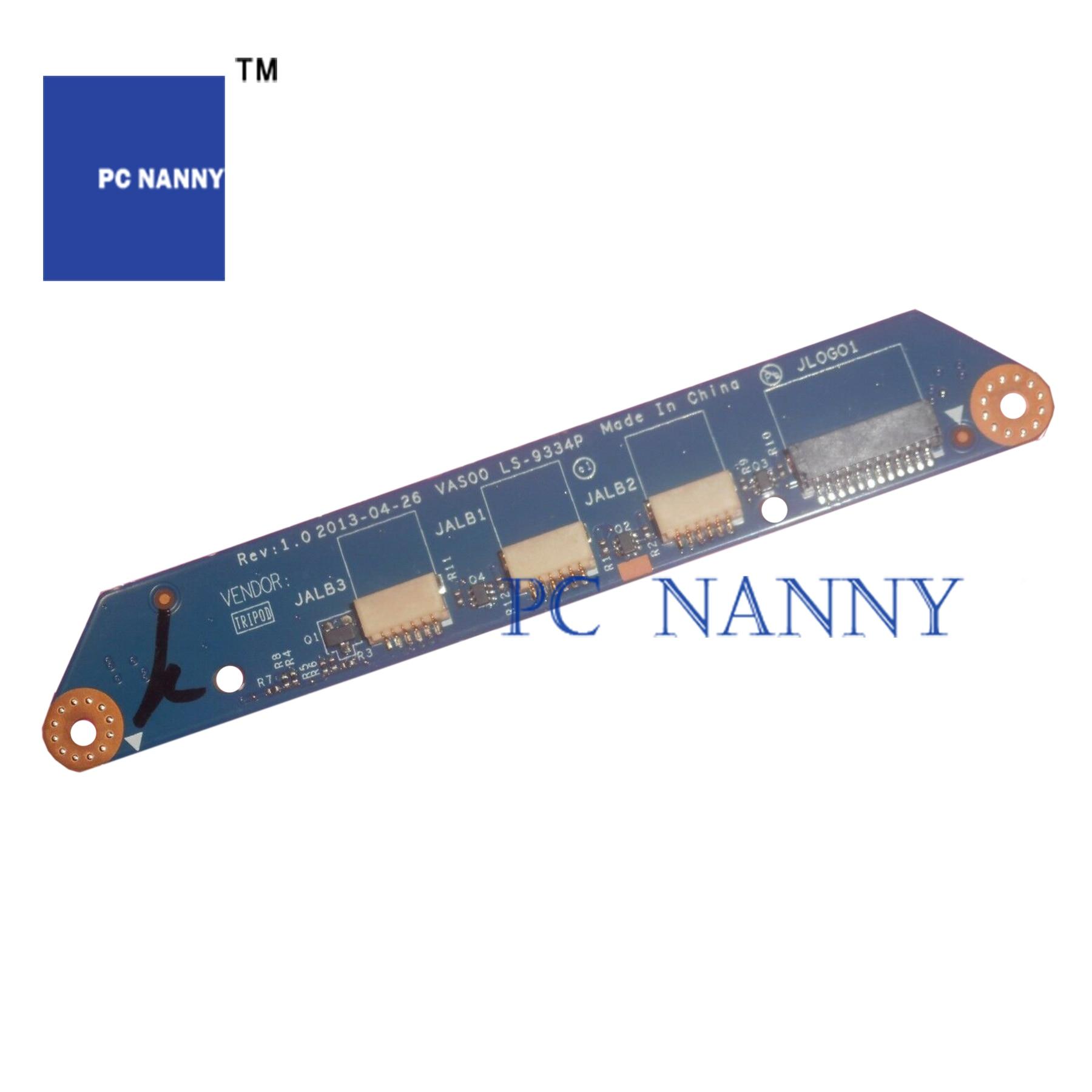 PCNANNY para Dell Alienware 17 R5 placa LED LS-9334P prueba buena