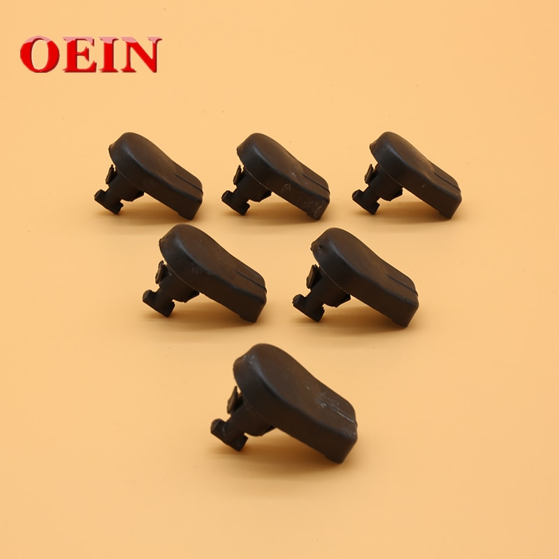 6 Pcs/Lot Air Filter Cover Twist Lock Knob Fit For STIHL MS290 MS310 MS390  Chainsaw Spare Tool Parts