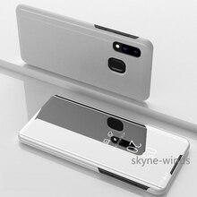 Flip PU antichoc en cuir étuis pour samsung Galaxy A10 A20 A30 A40 A50 A60 A70 SM-A705F SM-A705 Dur Protection Couverture de Téléphone
