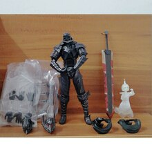 Figma Berserk Figure 410 jeu Beruseruku noir épéiste PVC figurines daction à collectionner modèle jouets cadeau
