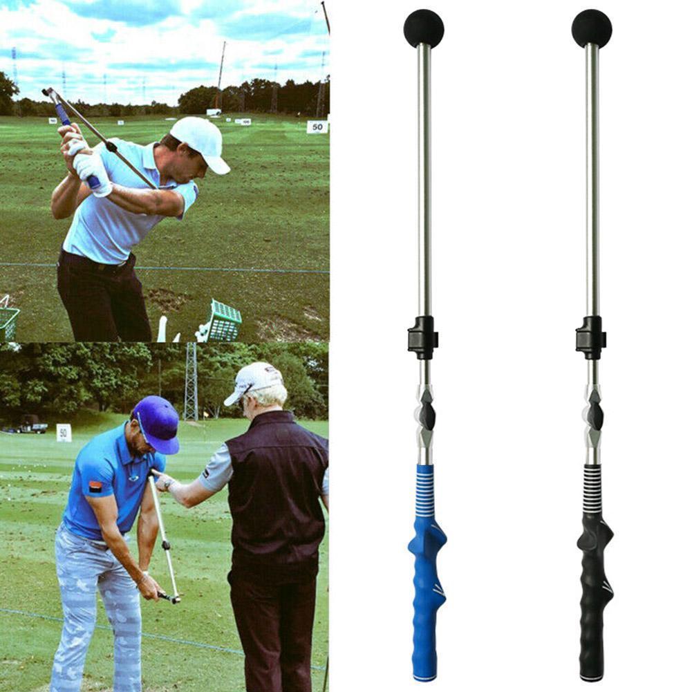 Golf Swing Trainer Golf Assist Posture Corrector Golf Training Supplies Folding Swing Trainer