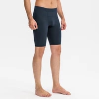 compression shorts men gym training shorts workout sports quick dry breathable tights running sport gym trousers jogging shorts