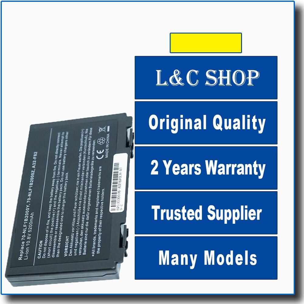 Paquete de batería Asus serie X66IC X70 X70A X70AB X70AC X70AD X70AE...