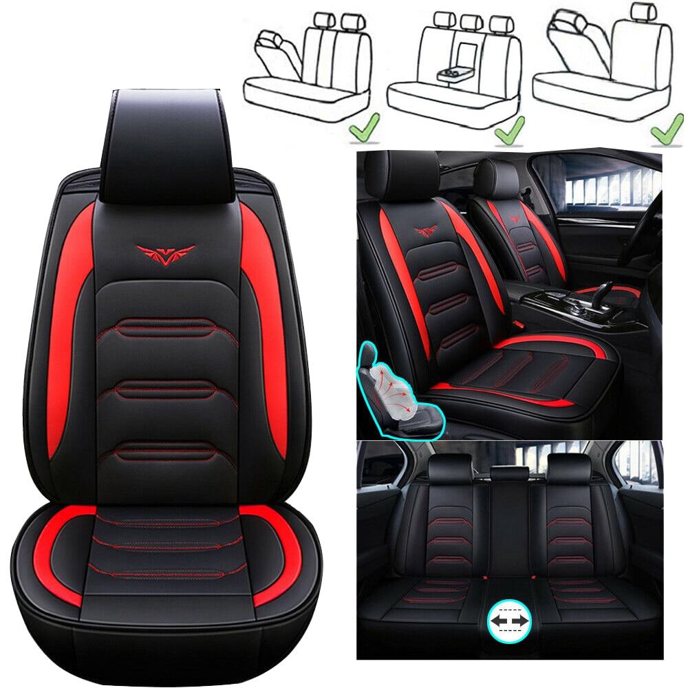 Cubierta de asiento de coche cojín accesorios para automóviles para BMW Serie 3 E46 E90 E91 E92 E93 F30 F31 F34 F35 318i 320d 335i 320i E30 E36