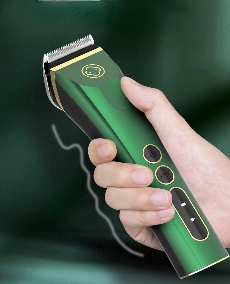 Electric Hair Clipper 982F Hair Timmer Clippers All-steel FADE Knife Hair Salon Special Haircut Ultra-thin Silent enlarge