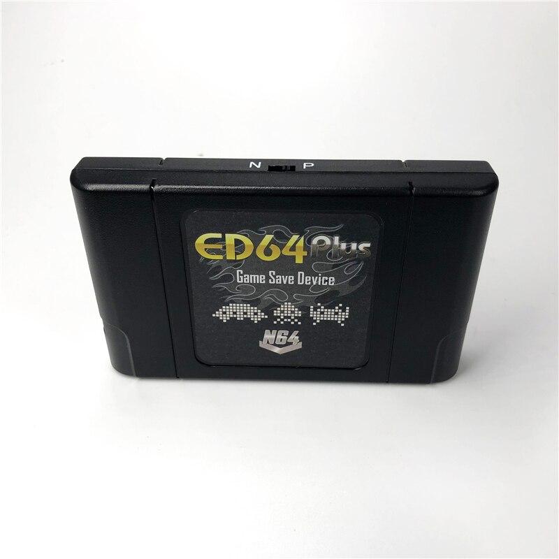 Cartucho de recopilación de juegos con caja para videoconsola, 340 juegos en 1, para consola de 64 bits, soporte NTSC y PAL, regalo de tarjeta de 16GB, Super DIY