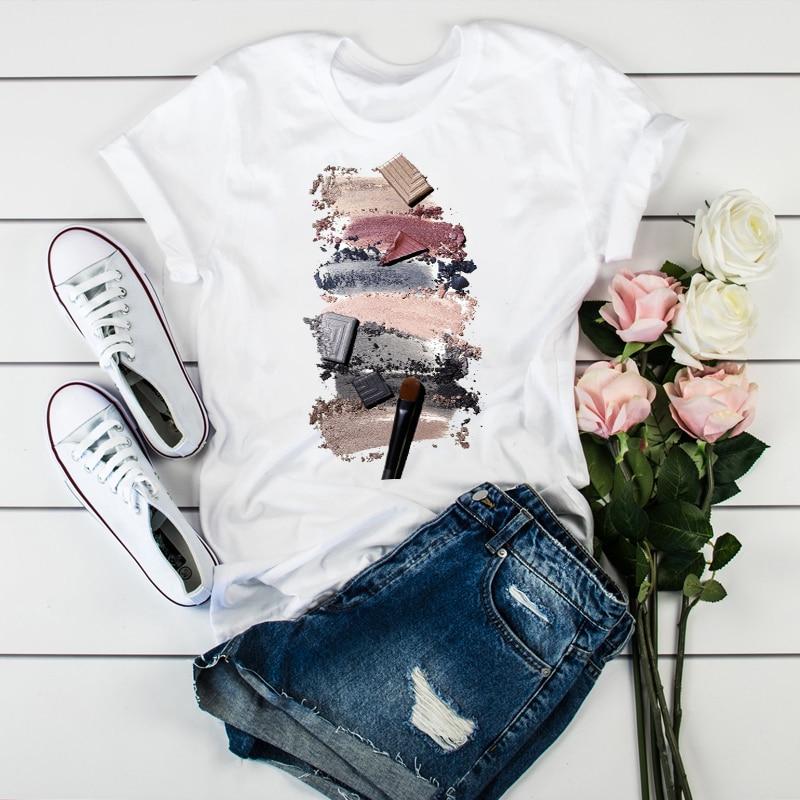 Women 2020 3D Print 90s Vogue Fashion Tops Tumblr Tshirts T Clothes Shirt Womens Ladies Graphic Fema