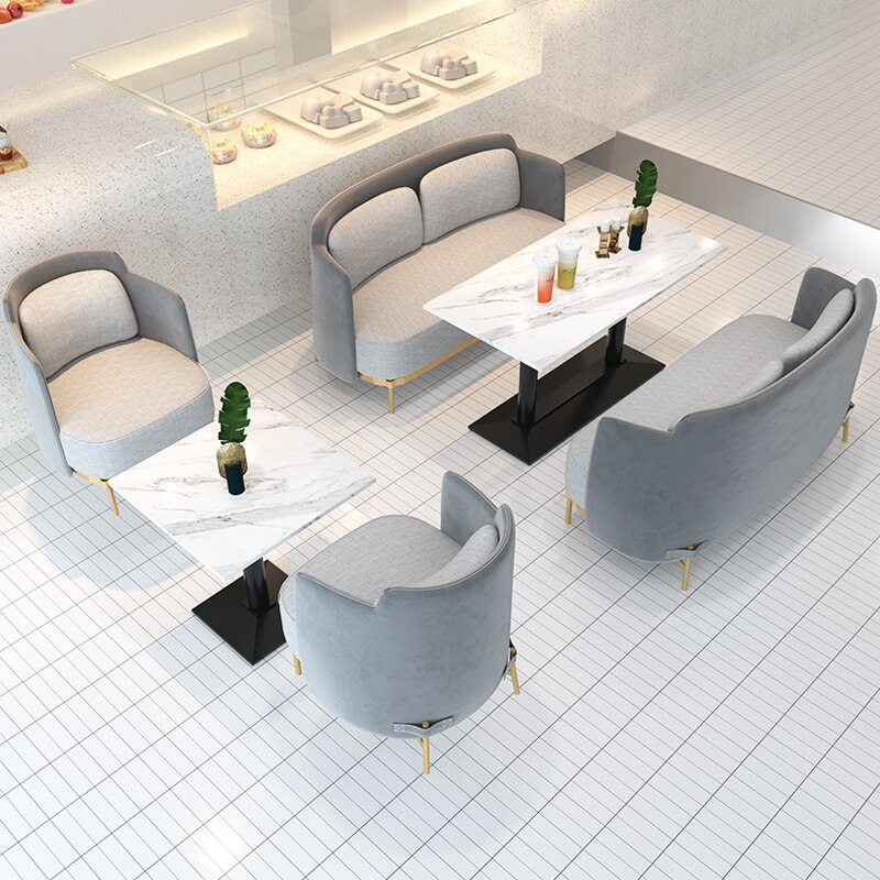 Гостиничная U-образная спинка, двойной диван Lamzac, настраиваемая коммерческая мебель для ресторана, офисные диваны, мебель для гостиной