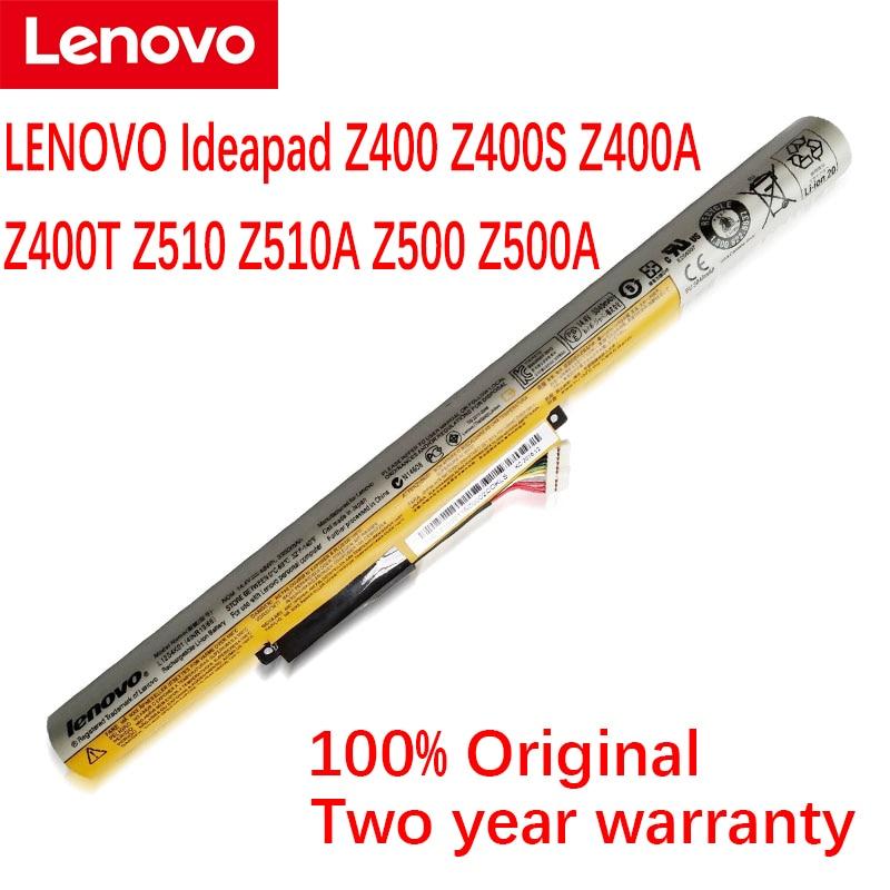 لينوفو ينوفو Z400 Z400S Z400A Z400T Z510 Z510A الأصلي L12S4K01 3350mAh محمول BatteryL12L4K01 L12M4K01 14.4V 45Wh