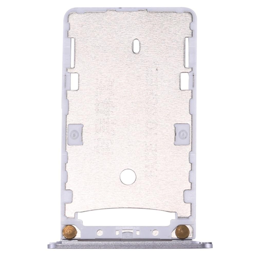 (5piece) iPartsBuy SIM & SIM / TF Card Tray for Xiaomi Redmi 3 & 3s & 3X enlarge
