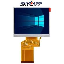 Original 3.5 pouces écran LCD pour CHIMEI LQ035NC111 320x240 numérique tactile Lcd écran LCD panneau daffichage livraison gratuite