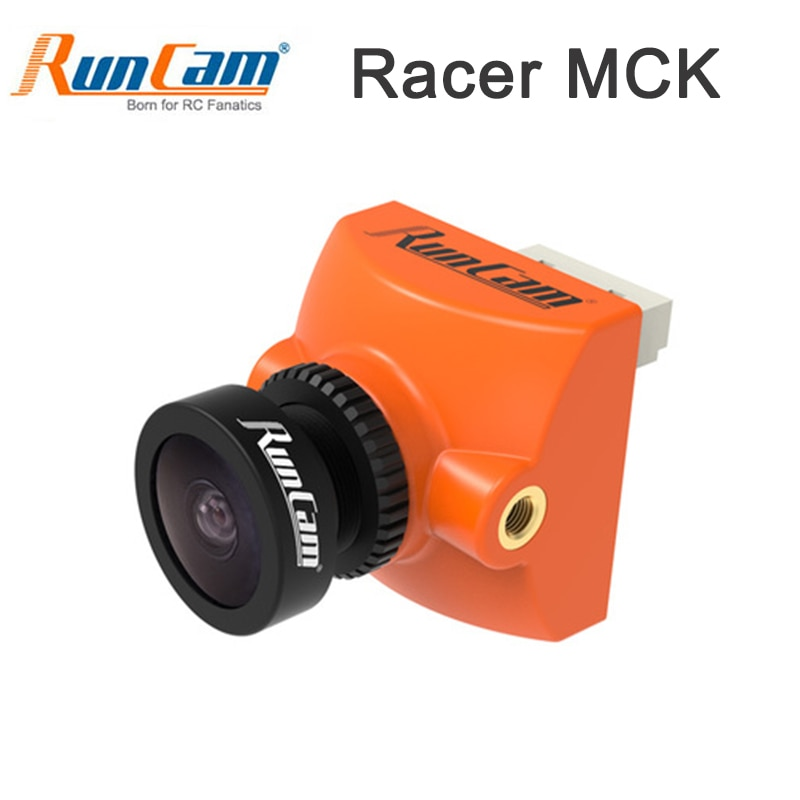 Runcam Racer MCK Edition WDR CMOS 1.8mm 1000TVL 0.01Lux FOV 160 Derge Lens NTSC/PAL 4:3/Widescreen F