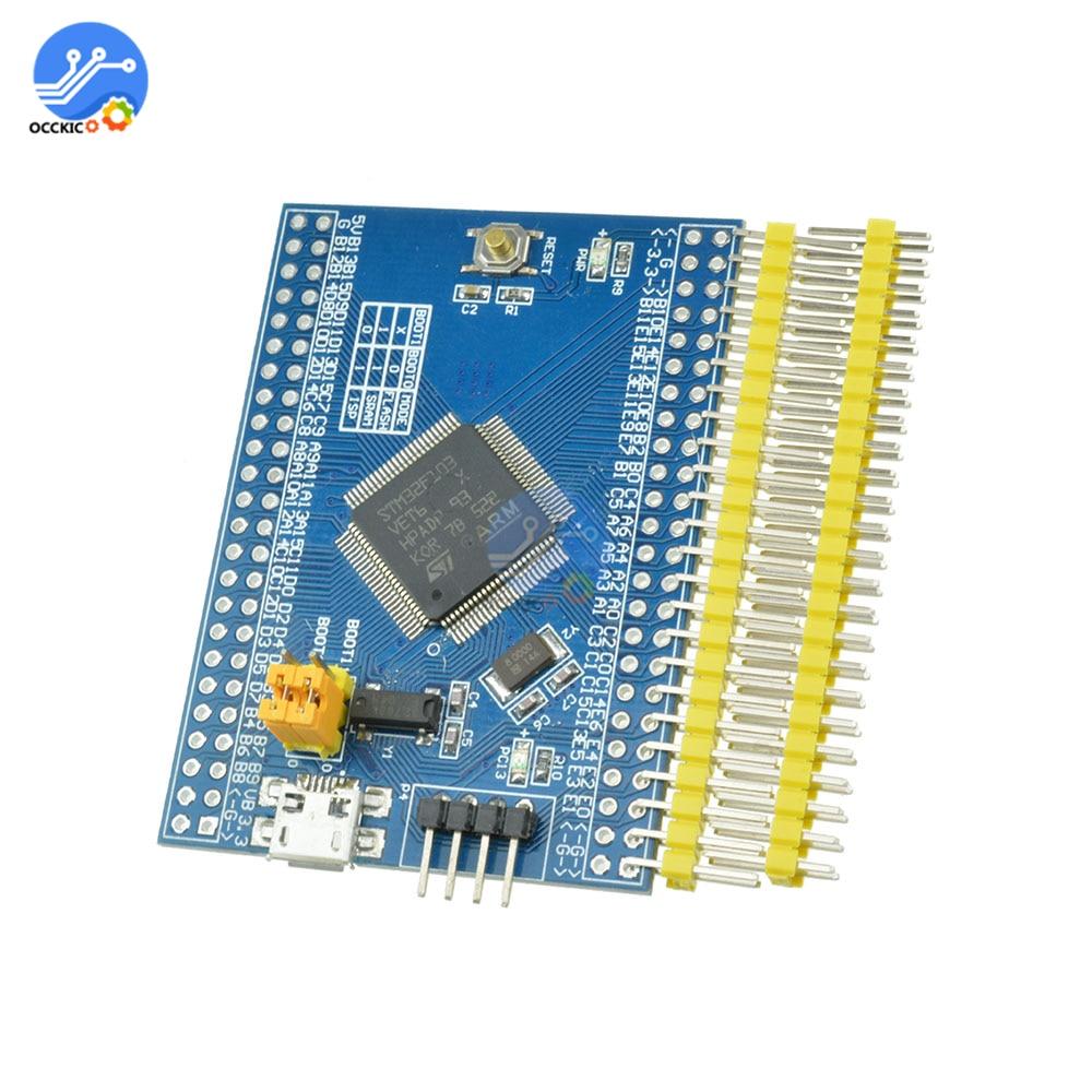 STM32F103VET6 ARM STM32 الحد الأدنى تطوير نظام مجلس اللحاء-m3 لوح تمديد وحدة لتقوم بها بنفسك عدة مع IIC EEPROM