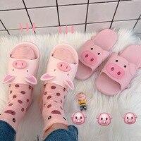 Тапочки со свинками  #3
