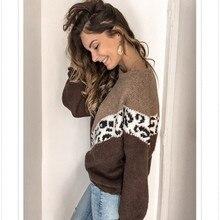 Hiver femmes pull à manches longues rayé pull tricoté pull manches chauve-souris en vrac col rond tricots hiver Outwear hauts chauds